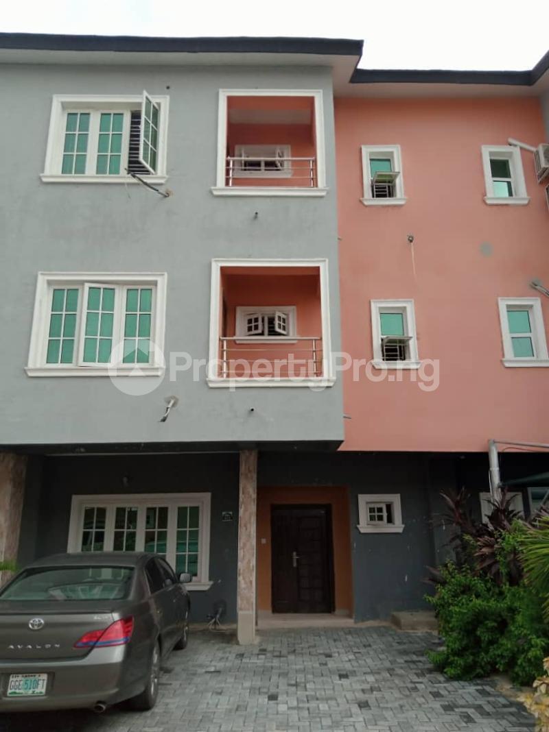 5 bedroom Terraced Duplex House for rent Paradise Estate chevron Lekki Lagos - 21