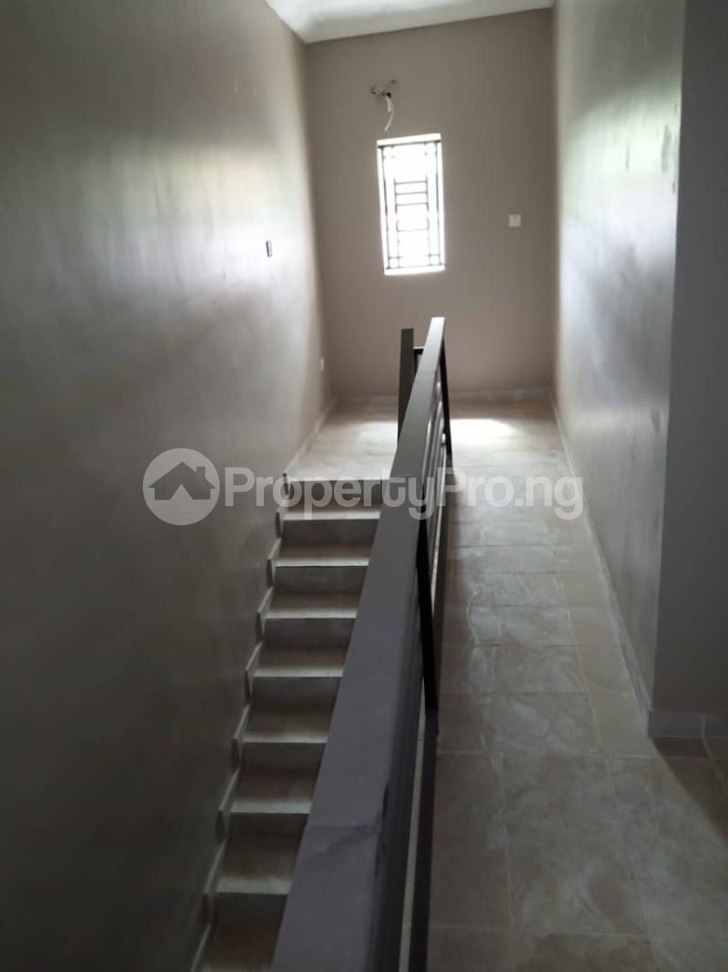 5 bedroom Terraced Duplex House for rent Paradise Estate chevron Lekki Lagos - 9