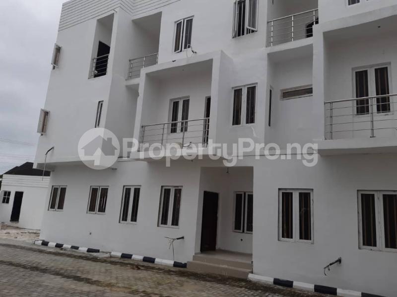 5 bedroom Terraced Duplex for sale Goodnews Estate Via Thera Annex Sangotedo Ajah Lagos - 12