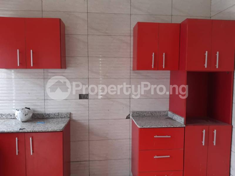 5 bedroom Terraced Duplex for sale Goodnews Estate Via Thera Annex Sangotedo Ajah Lagos - 1