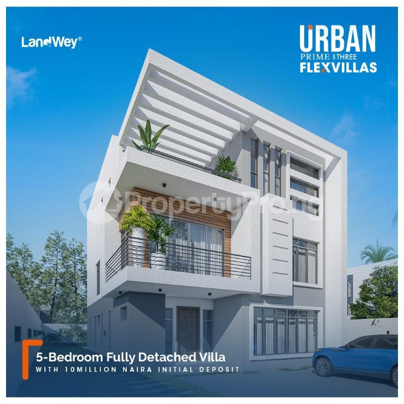 5 bedroom Detached Duplex for sale Abraham adesanya estate Ajah Lagos - 0