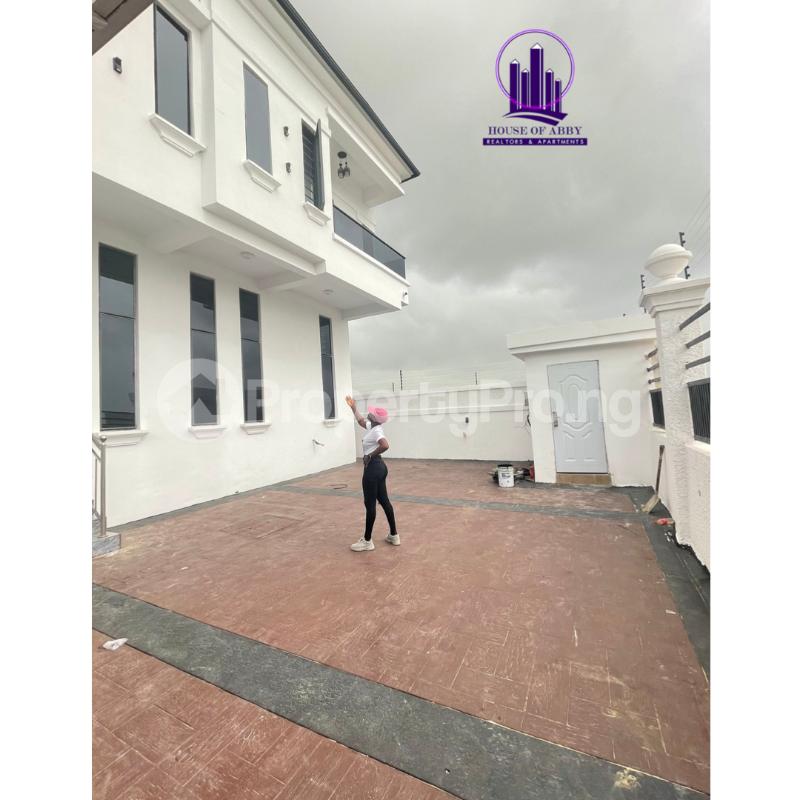 5 bedroom Detached Duplex House for sale Chevron alternative route  chevron Lekki Lagos - 0