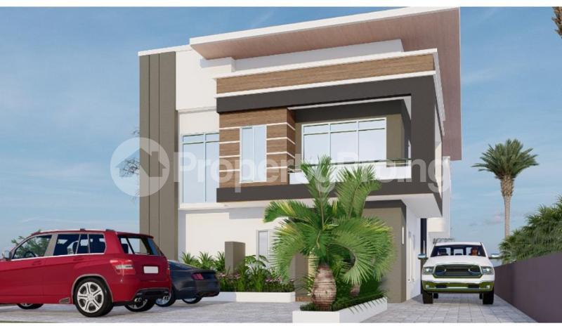 5 bedroom Detached Duplex for sale Simon Chibukor, Mega Mound Estate, Lekki Lekki Lagos - 0
