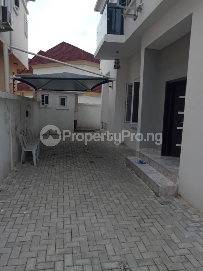 5 bedroom Mini flat for rent chevron Lekki Lagos - 2