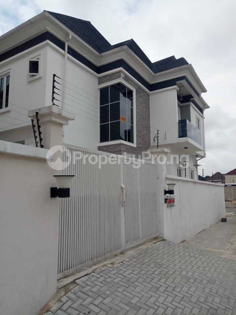 5 bedroom Mini flat for rent chevron Lekki Lagos - 14