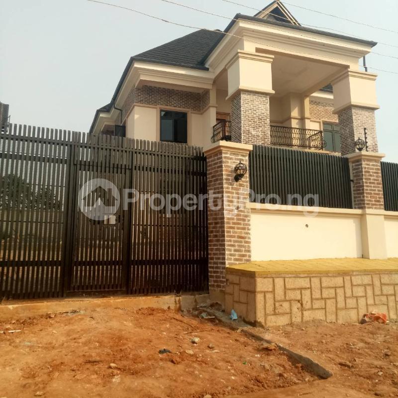 5 bedroom Detached Duplex for sale Iyekogba Housing Estate Oredo Edo - 0