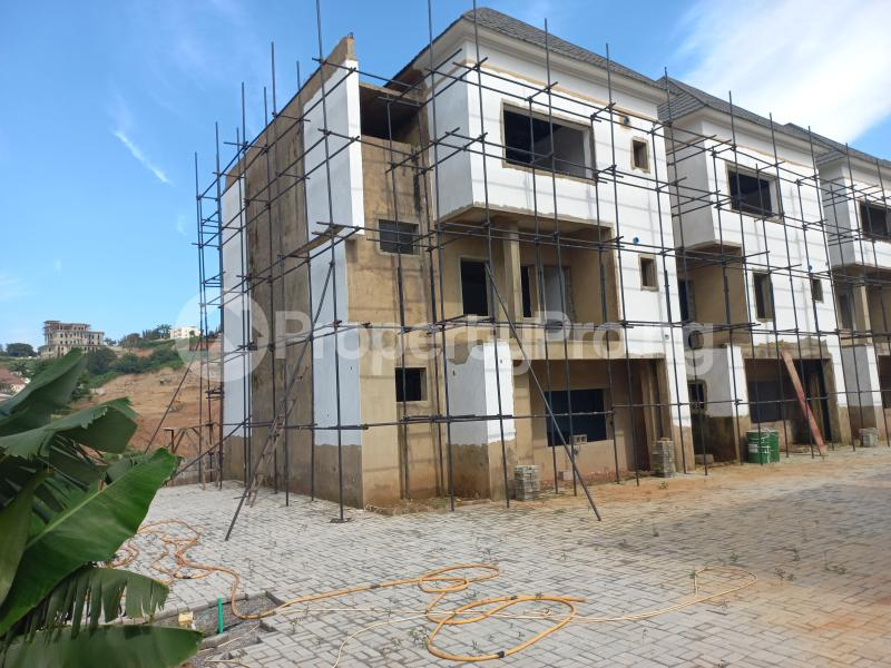 5 bedroom Semi Detached Duplex for sale Maitama Abuja - 1