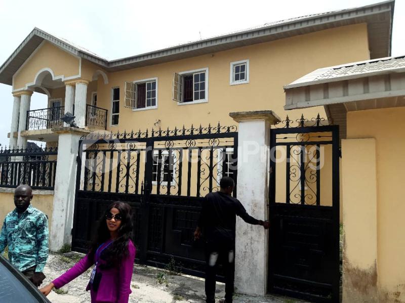 5 bedroom Detached Duplex House for rent Off Lekki Epe Expressway Eden garden Estate Ajah Lagos - 1