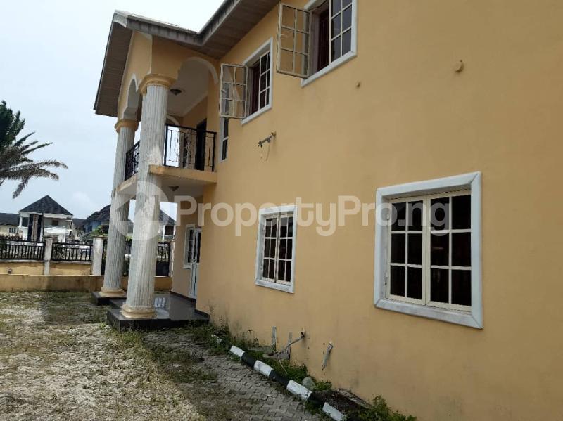 5 bedroom Detached Duplex House for rent Off Lekki Epe Expressway Eden garden Estate Ajah Lagos - 0