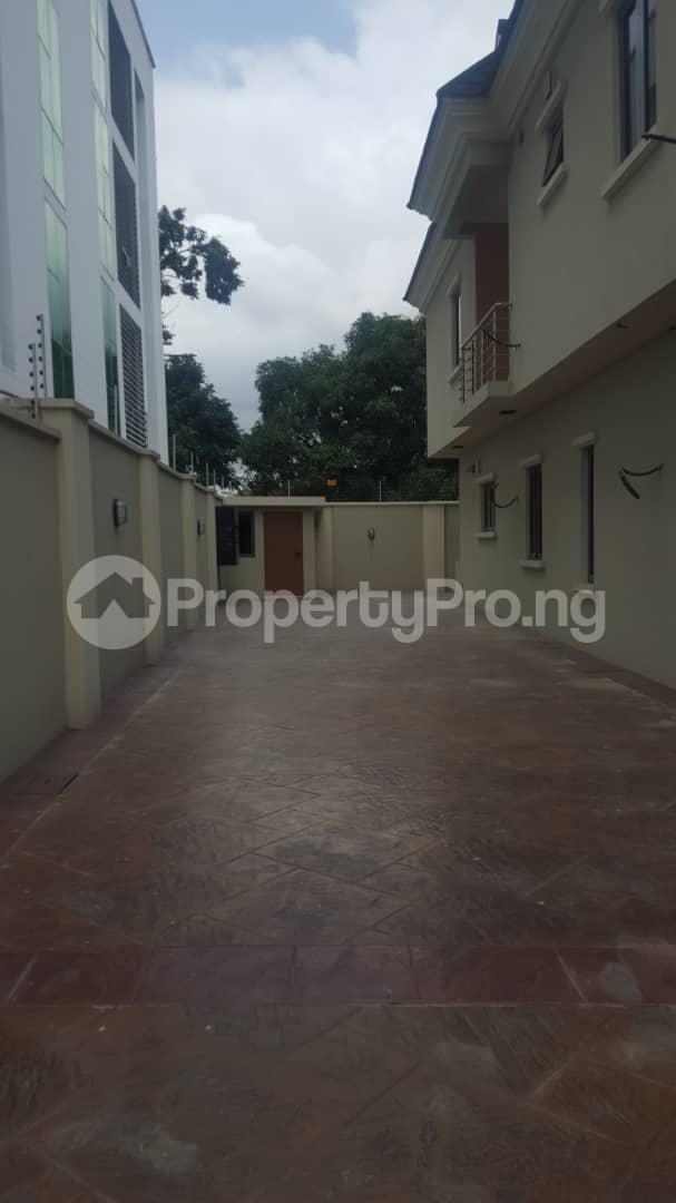 5 bedroom Detached Duplex House for rent Ikeja GRA Ikeja Lagos - 1