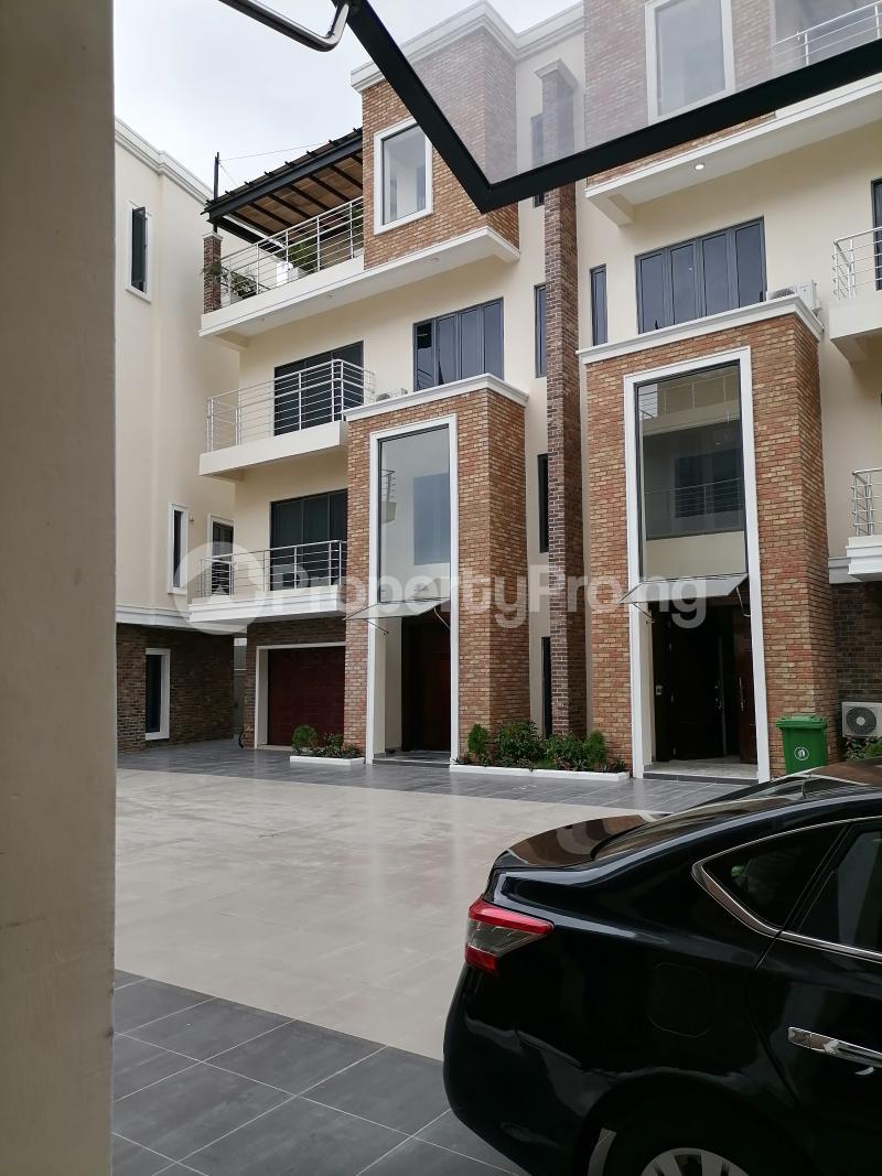 5 bedroom Terraced Duplex House for sale Mojisola Onikoyi Estate Ikoyi Lagos - 0