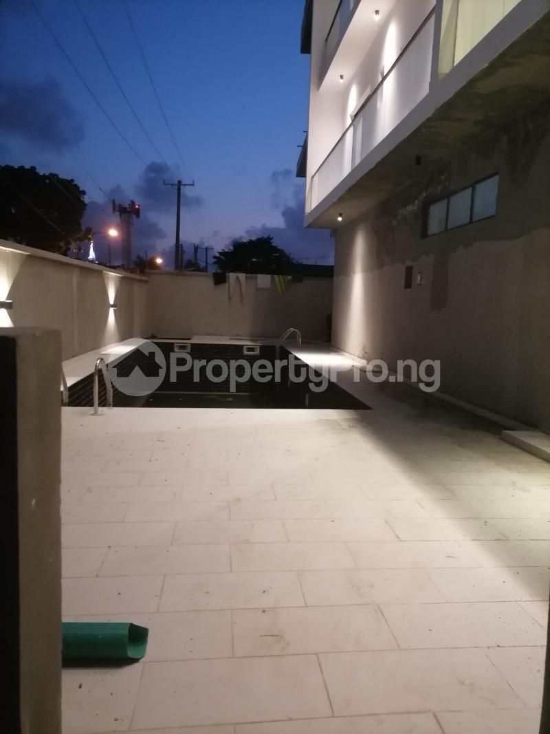 5 bedroom Terraced Duplex House for rent Bourdillon Ikoyi Lagos - 1