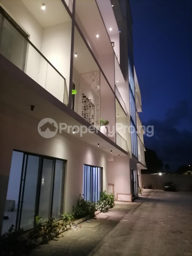 5 bedroom Terraced Duplex House for rent Bourdillon Ikoyi Lagos - 0