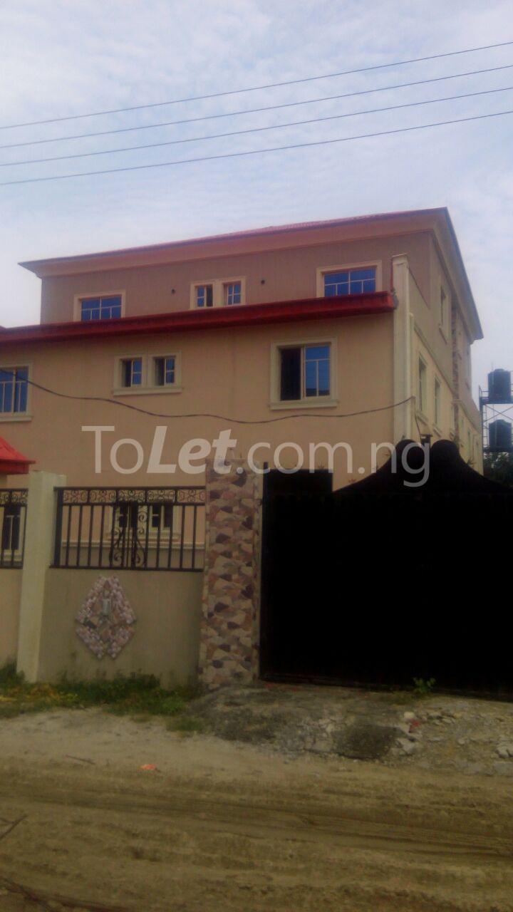 2 bedroom Flat / Apartment for rent 7 Agunbiade Street. Ogombo Ajah Lagos - 0