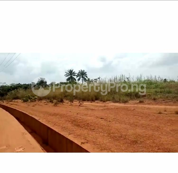 Residential Land Land for sale 15 minutes from UNIZIK temp site Isu Achala Road  Awka North Anambra - 2