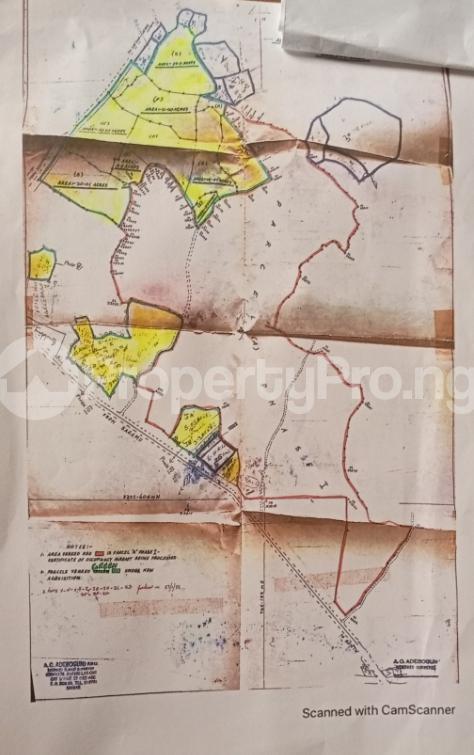Mixed   Use Land for sale Along The Express On Benin/sagamu Express Way Close To Babcock University Odogbolu Ogun - 0