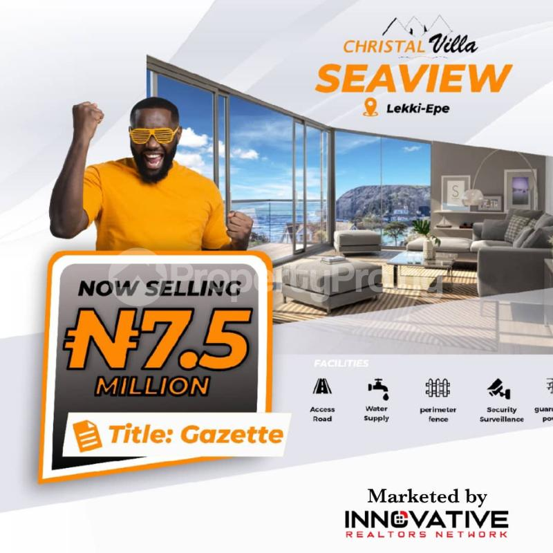 Land for sale Epe Lagos - 0