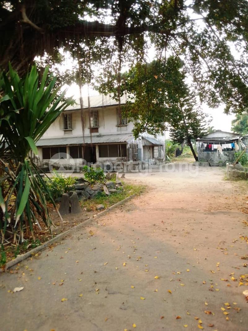 Residential Land Land for sale Marine Road, Apapa G.R.A Apapa Lagos - 1