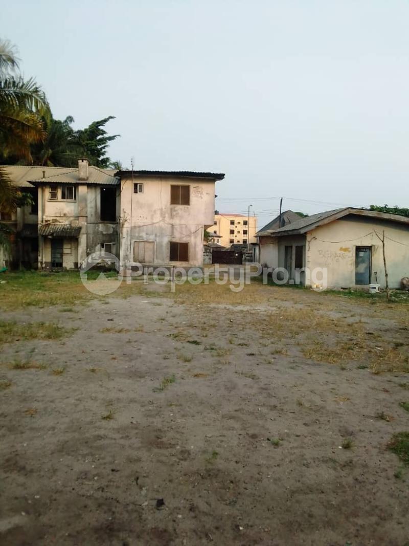 Residential Land Land for sale Marine Road, Apapa G.R.A Apapa Lagos - 0
