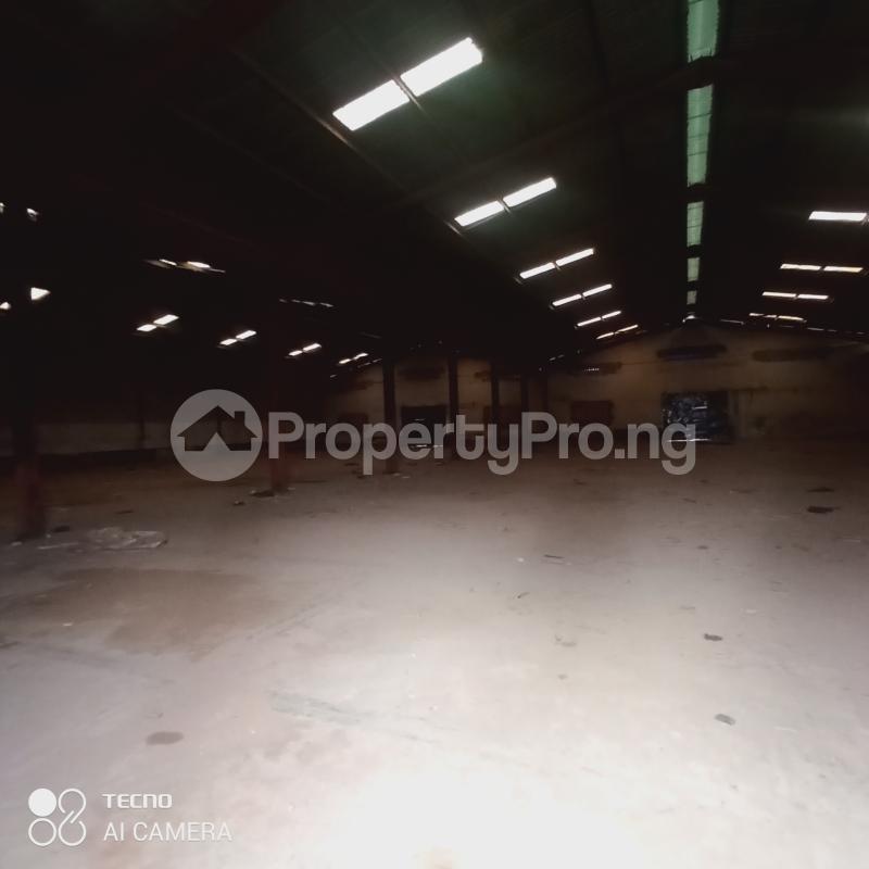 Warehouse for rent 12,000 Per Square Meter Eleyele Ibadan Oyo - 1