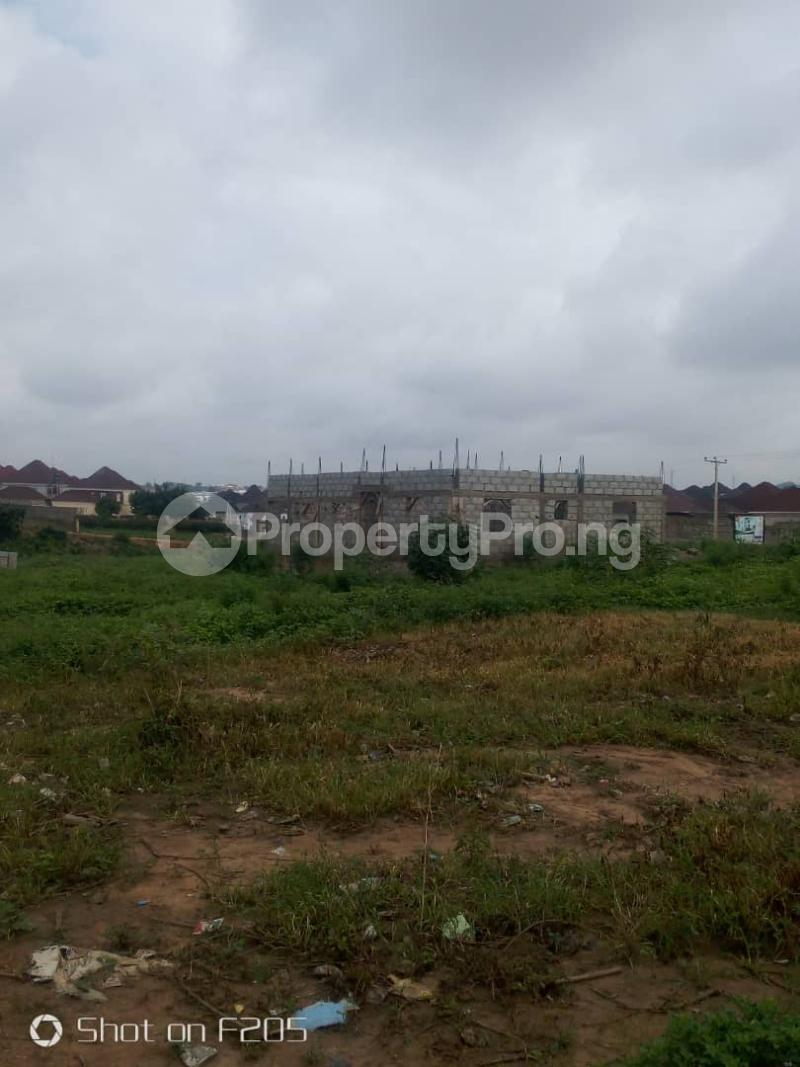 5 bedroom Residential Land for sale Sabon Lugbe, Airport Road Lugbe Abuja - 1