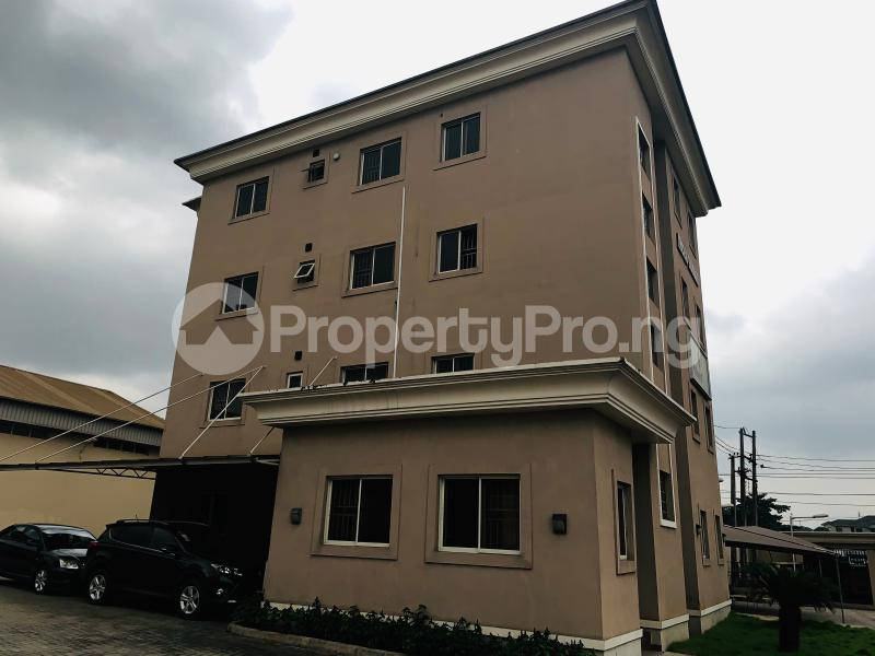 Office Space Commercial Property for rent Ikorodu Road Maryland Ikeja Lagos - 0