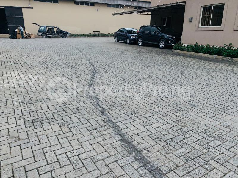 Office Space Commercial Property for rent Ikorodu Road Maryland Ikeja Lagos - 1