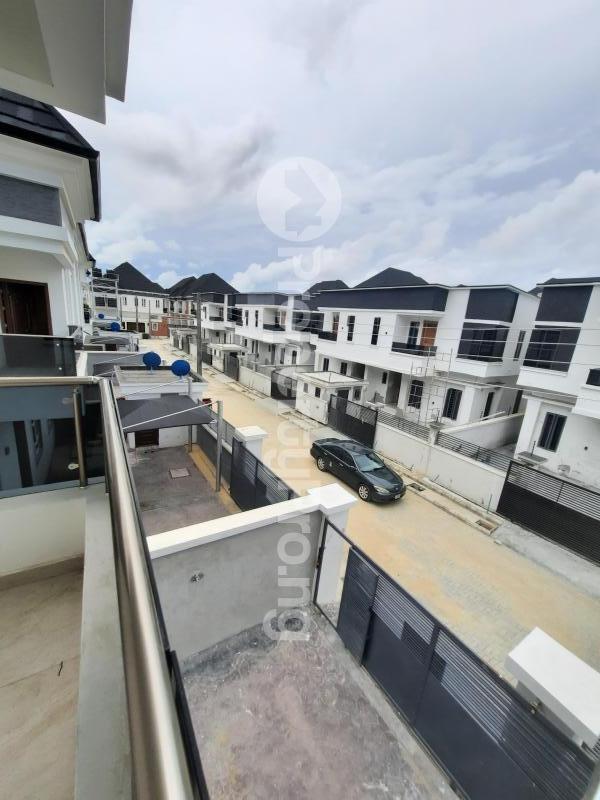 4 bedroom Detached Duplex for sale Alternative Road Chevron Lekki Lagos State Nigeria chevron Lekki Lagos - 10