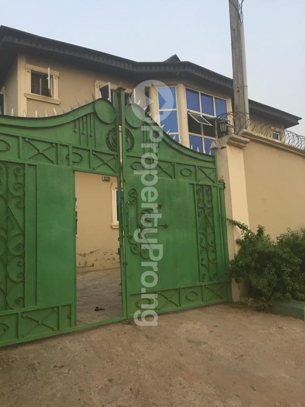 1 bedroom Massionette for rent Hope Hospital Adigbe Abeokuta Ogun - 0