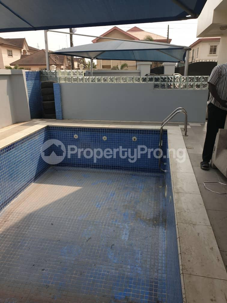 5 bedroom Detached Duplex House for sale Lekki  Lekki Phase 1 Lekki Lagos - 1