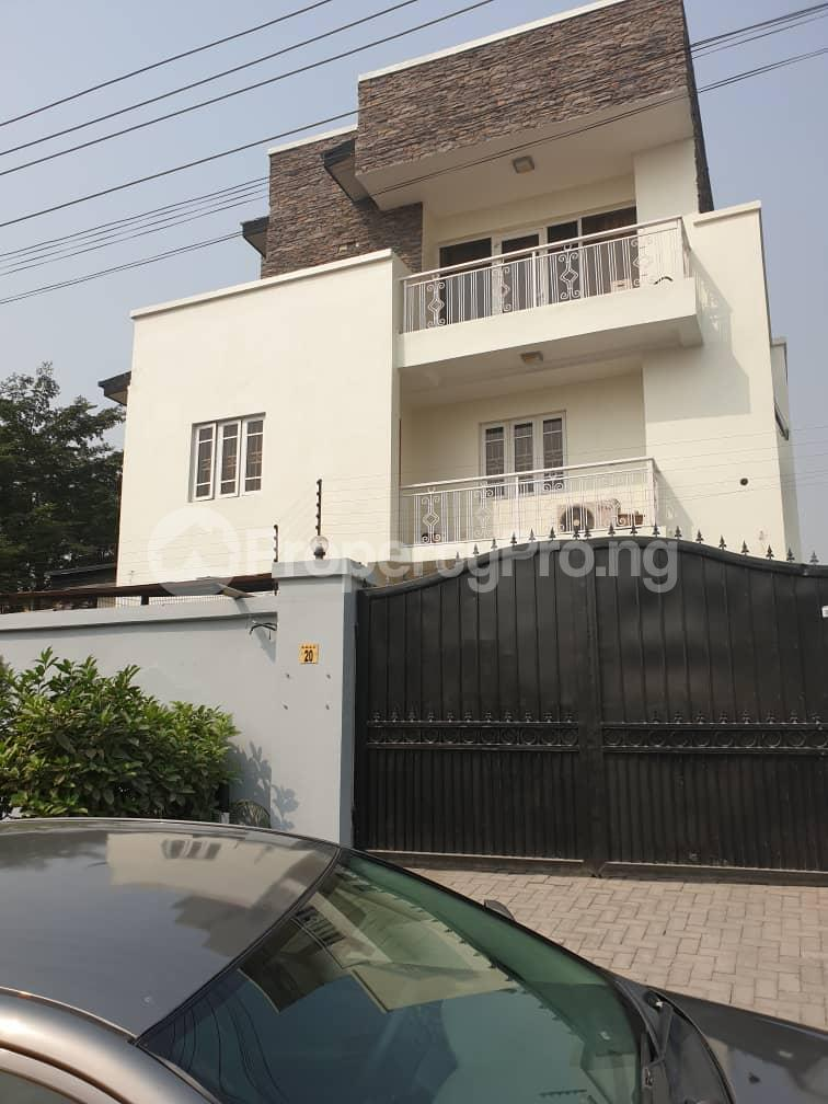 5 bedroom Detached Duplex House for sale Lekki  Lekki Phase 1 Lekki Lagos - 0