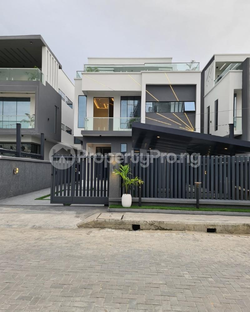 5 bedroom Detached Duplex for sale Osapa london Lekki Lagos - 0