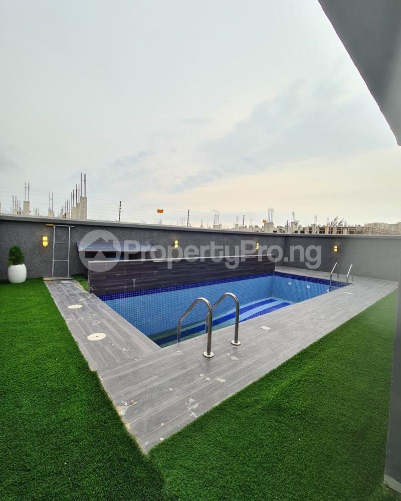 5 bedroom Detached Duplex for sale Osapa london Lekki Lagos - 9