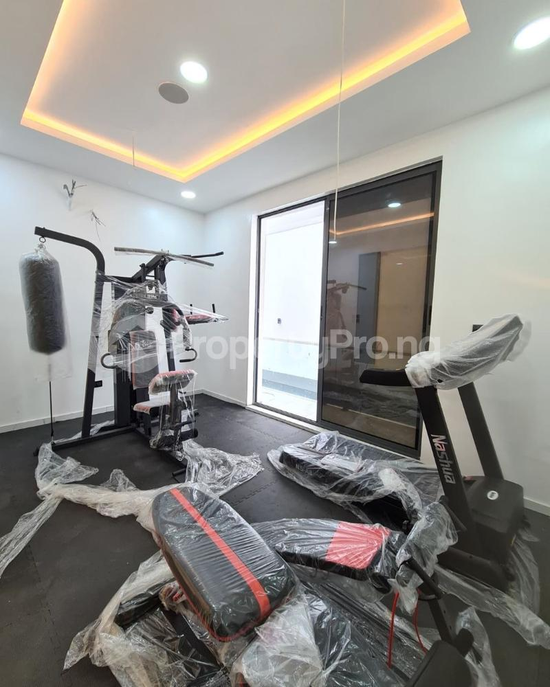 5 bedroom Detached Duplex for sale Osapa london Lekki Lagos - 8