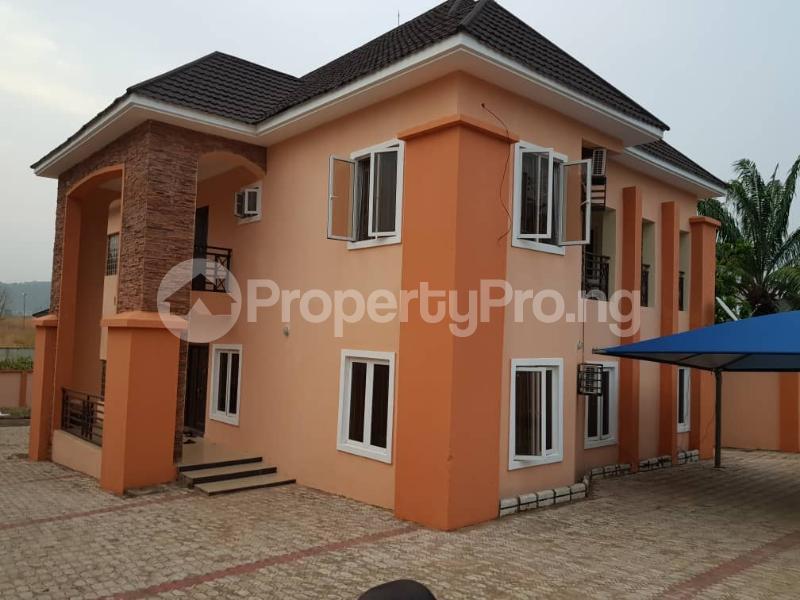 5 bedroom Detached Duplex for sale Golf Estate Gra Enugu Enugu - 0