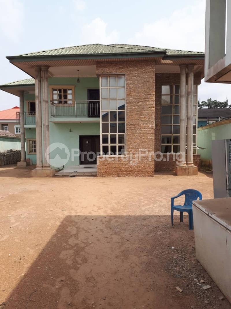 6 bedroom Detached Duplex House for sale 5bedroom duolex at new oko oba  Isheri Egbe/Idimu Lagos - 4