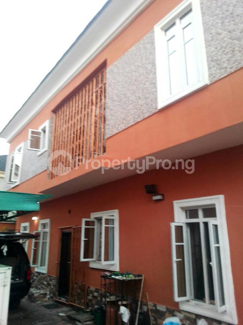 5 bedroom House for sale Olive Park Estate Sangotedo Ajah Lagos - 4