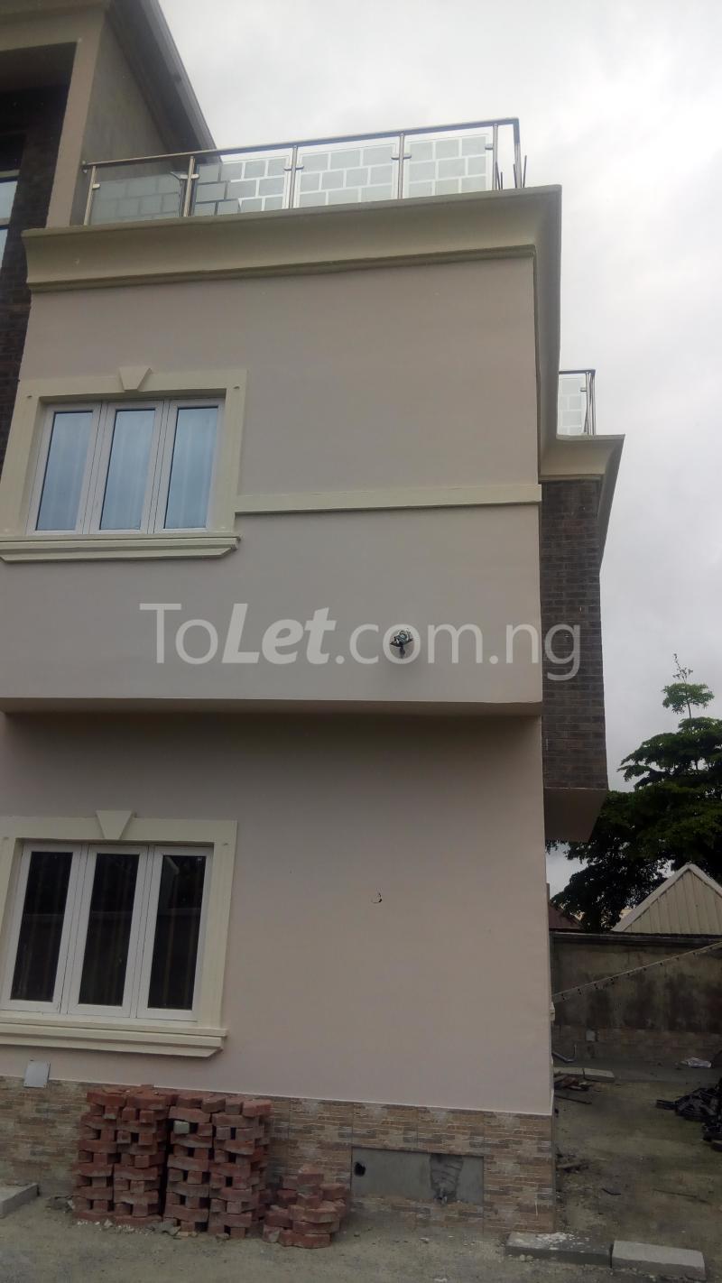 5 bedroom House for rent Ocean Palm Estate, Ogidon Sangotedo Ajah Lagos - 15