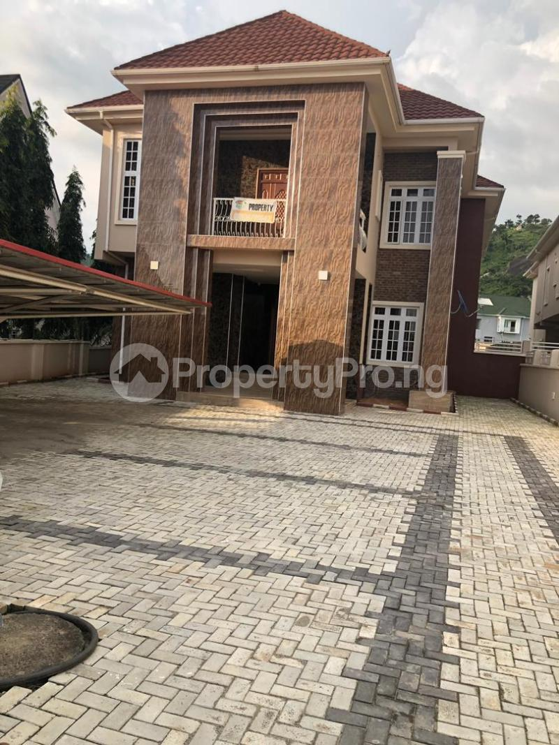 5 bedroom Semi Detached Duplex House for sale Katampe Ext Abuja - 0