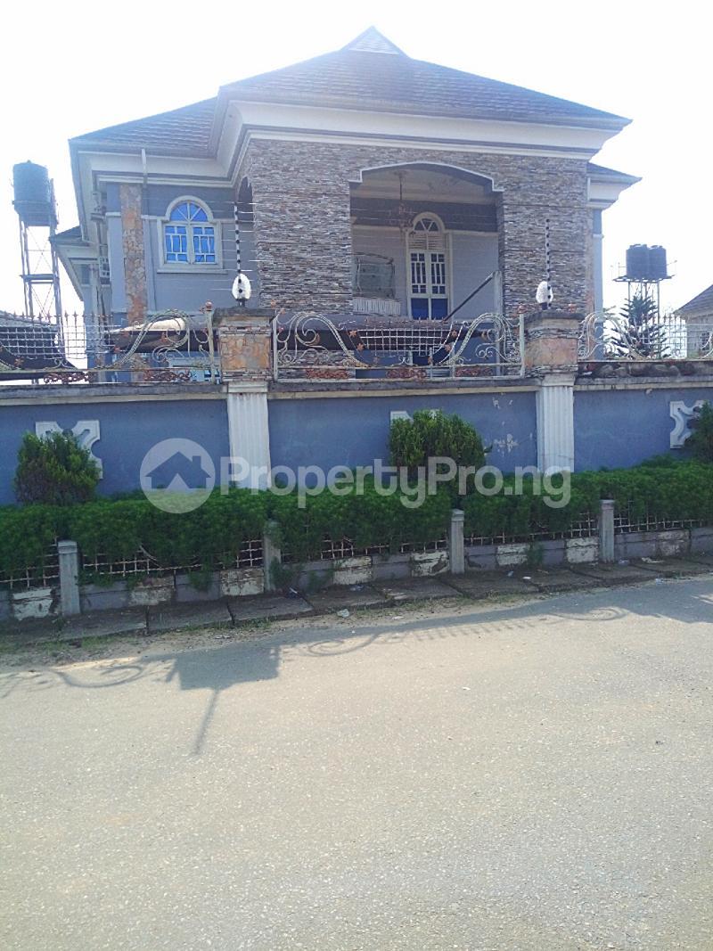 5 bedroom Detached Duplex House for sale New Road Ada George Port Harcourt Rivers - 8
