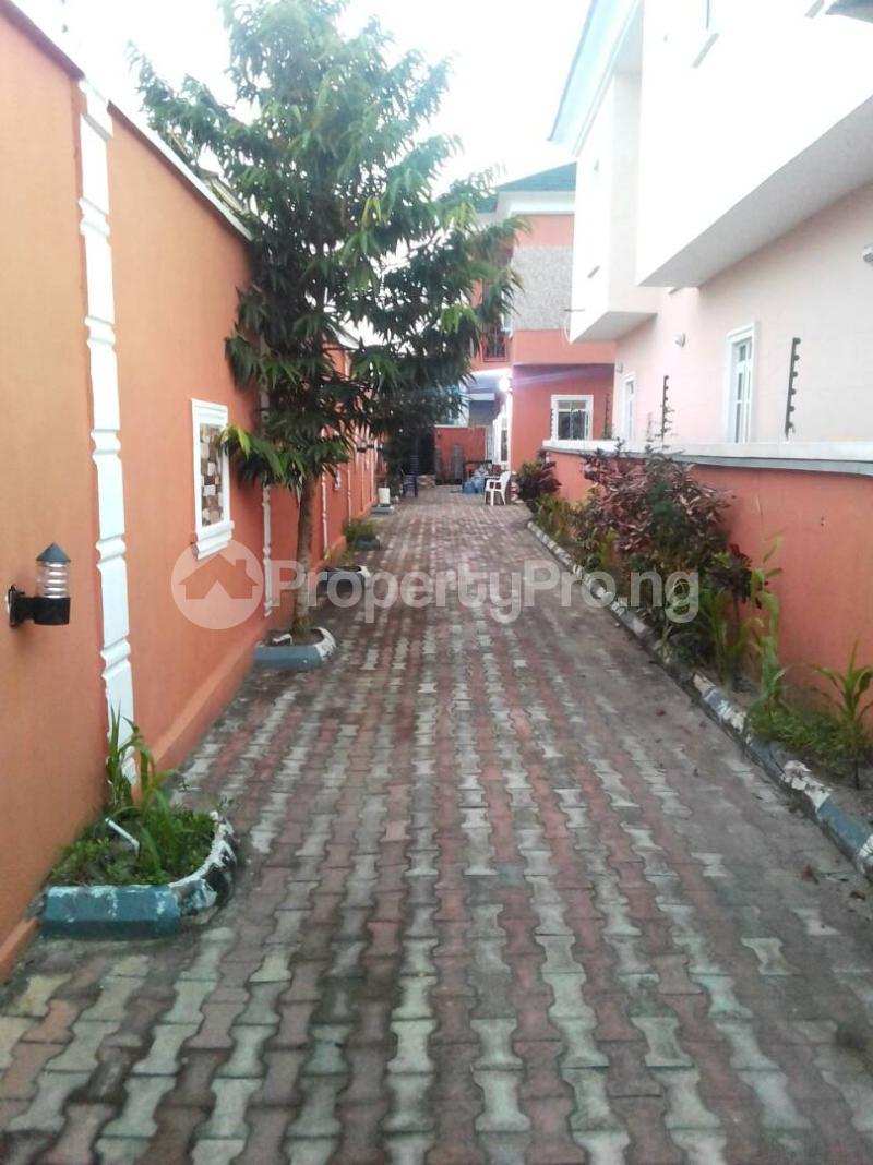 5 bedroom House for sale Olive Park Estate Sangotedo Ajah Lagos - 5