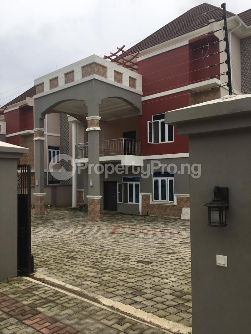 5 bedroom Semi Detached Bungalow House for sale Guzape Abuja - 0