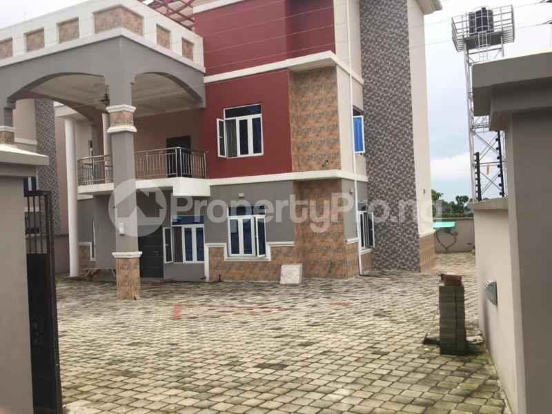 5 bedroom Semi Detached Bungalow House for sale Guzape Abuja - 1