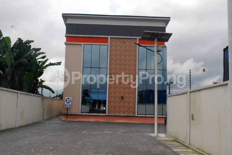 5 bedroom House for sale Idolize Road  Trans Amadi Port Harcourt Rivers - 2