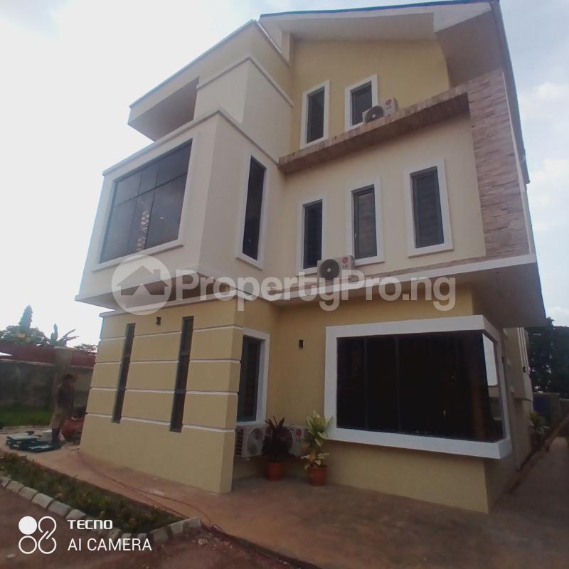 5 bedroom Semi Detached Duplex for sale Onireke Jericho Ibadan Oyo - 1
