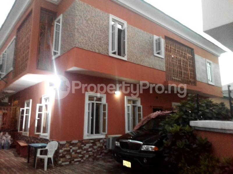 5 bedroom House for sale Olive Park Estate Sangotedo Ajah Lagos - 3