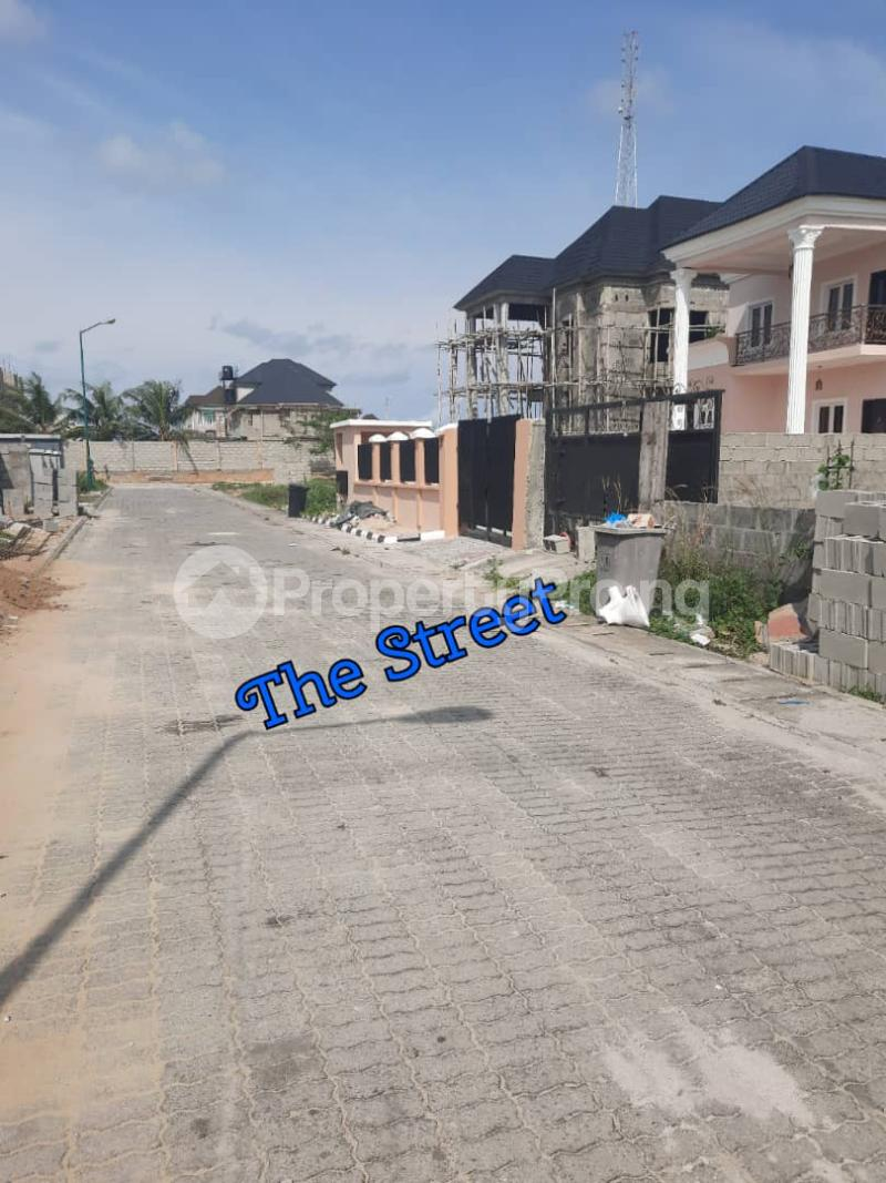 5 bedroom Detached Duplex for sale Awoyaya Ajah Lagos - 1