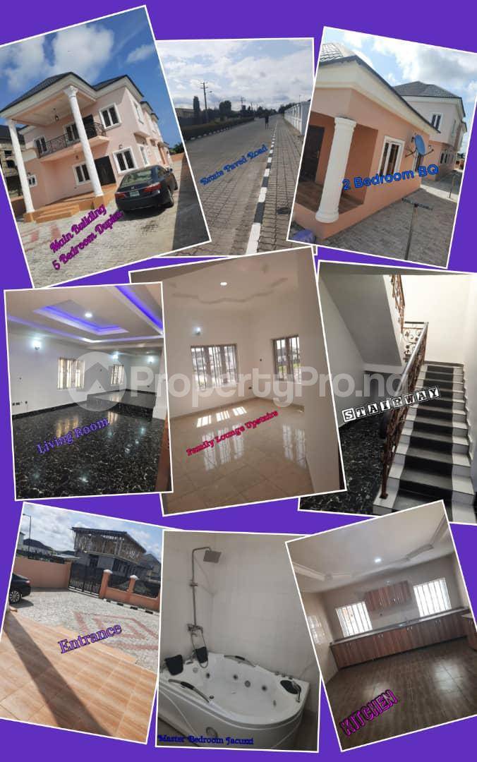 5 bedroom Detached Duplex for sale Awoyaya Ajah Lagos - 14