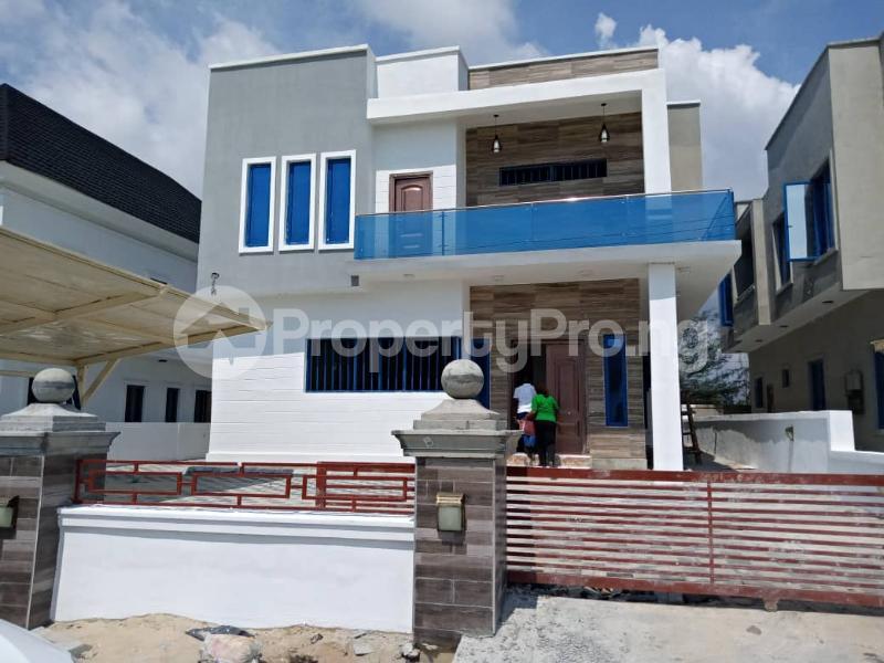5 bedroom Self Contain Flat / Apartment for sale Megamond estate  chevron Lekki Lagos - 0