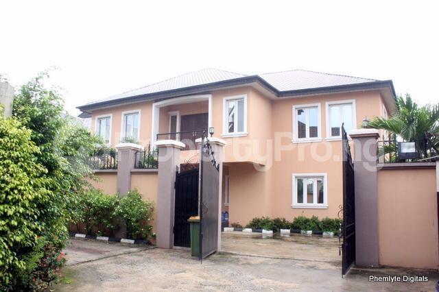 5 bedroom Detached Duplex House for sale Magodo ph1 isheri scheme i. Magodo GRA Phase 1 Ojodu Lagos - 0